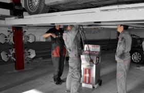 Полная замена масла в АКПП итальянским оборудованием!